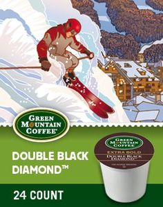 DOUBLE BLACK DIAMOND EXTRA BOLD COFFEE K CUP 120 COUNT -- Want to know more, click on the image. Note: It's an affiliate link to Amazon.