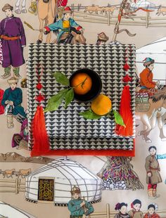 Hazara by Manuel Canovas | The English Room