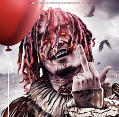 Stream Lil Pump - Gucci Gang (SHARPS Trap Remix) by lsdbloo from desktop or your mobile device Best Iphone Wallpapers, Widescreen Wallpaper, Free Hd Wallpapers, Rapper Wallpaper Iphone, Pink Wallpaper Iphone, Sad Wallpaper, Kid Buu, Arte Do Hip Hop, Gucci Gang