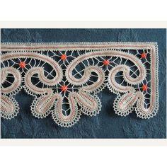 Il Giardino dei Punti, Circolo di ricami, pizzi e decori Chinese Patterns, Lacemaking, Point Lace, Lace Patterns, Bobbin Lace, Filet Crochet, Diy Tutorial, Tatting, Diy And Crafts