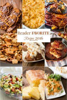reader favorites ohsweetbasil.com