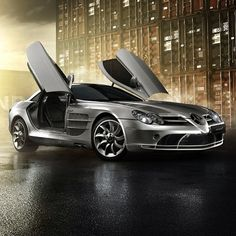 Super Cool Mercedes SLS