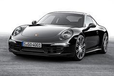 ポルシェ、「911カレラ」と「ボクスター」に設定された「ブラックエディション」の受注を開始