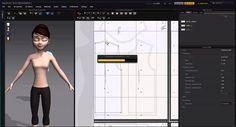 Marvelous Designer: 마블러스 디자이너 전반적인 기능 살펴보기