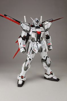 Custom Build: MG 1/100 Aile Strike Gundam ver. RM - Gundam Kits Collection News and Reviews
