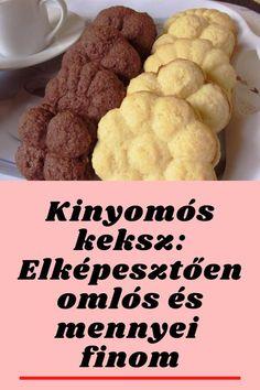 Hungarian Desserts, Hungarian Recipes, Swedish Recipes, World Recipes, Crunches, No Bake Cake, Healthy Snacks, Bakery, Dessert Recipes