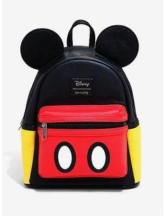Loungefly Disney Mickey Mouse Shorts Mini Backpack - brand new Cute Mini Backpacks, Backpacks For Sale, Girl Backpacks, Mickey Mouse Backpack, Mickey Mouse Shorts, Mickey Mouse Outfit, Mickey Mouse Clothes, Disney Handbags, Disney Purse