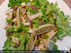 Winterlicher Maultaschensalat, ein beliebtes Rezept aus der Kategorie Früchte. Bewertungen: 51. Durchschnitt: Ø 4,6.