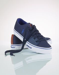 Cantor Low Sneaker - Shoes Polo Ralph Lauren - Ralph Lauren UK