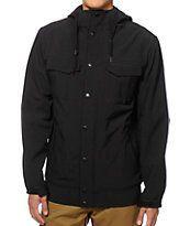 Empyre Luger 10K Softshell Snowboard Jacket