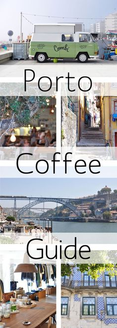 The ultimate Porto Coffee Guide