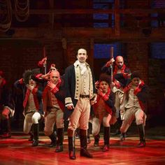 Broadway's 'Hamilton' Makes Its Way Into NYC's High School Curriculum (Great interview with LMM)