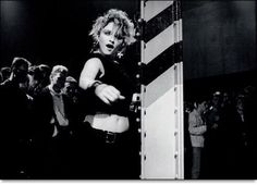 Madonna at the Hacienda, Manchester Tony for enriching my life with great memories from the Hacienda.The Residents : Happy Mondays : The Smiths : James : Primal Scream : 808 & Mr Massey : Crispy Ambulance : Van Der Graff Generator : Madonna Rare, Madonna 80s, Pop Singers, Female Singers, Music Tv, Dance Music, Primal Scream, Studio 54, Rare Pictures