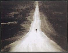 Border #8  Michal Rovner (Israeli, born 1957)