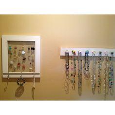 Easy jewelry holders