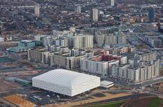Basketball Arena London - www.london2012.com #basketball #olympics #london2012