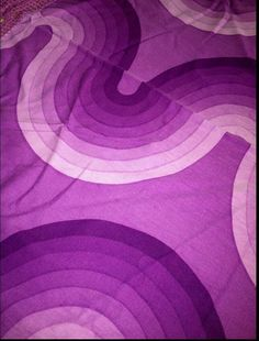 Mira X Verner Panton cloth by Deerstedt on Etsy