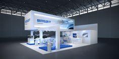Benteler Deutschland GmbH Konzeptentwurf zur IZB, Wolfsburg 120m²