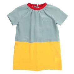 MARNI Enfant Colorblock dress