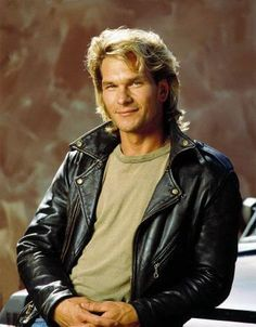 30 Photographs of a Young Patrick Swayze Rocking His Mullet Hairstyle in the and Jennifer Grey, Dirty Dancing, Hommes Sexy, Hollywood Actor, Good Looking Men, American Actors, Movie Stars, Actors & Actresses, Beautiful Men