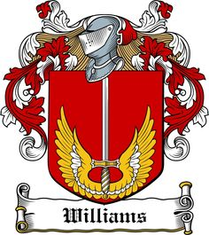 williams family crest | Williams Family Crest / Irish Coat of Arms Image Download - Downloa...