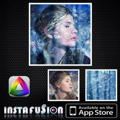 One of the best and unique photo Image blender apps in the store, universal for both iphone and ipad!!! https://itunes.apple.com/us/app/instafusion-blender-pro-best/id709157905?mt=8