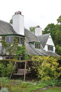 Arts And Crafts House, Windermere, Cumbria, Lake District, Stables, Great Britain, Craftsman, Places To Visit, England