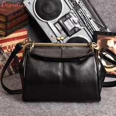 OCARDIAN High Quality Popular New Women Retro Vintage Shoulder Handbag Tote Bag Purse Cross Body Dropship 170717 #Affiliate
