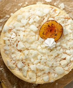 Tort bezowy z likierem jajecznym