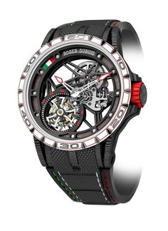 7b431605b02 Accelerator  Spotlighting Today s Watch and Car Partnerships. Roger DubuisSkeleton  ...