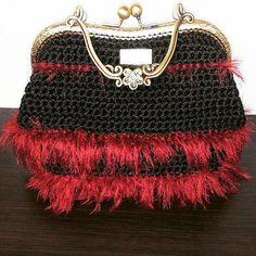 Hey, I found this really awesome Etsy listing at https://www.etsy.com/listing/563746724/luxury-crochet-bag-handmade-bagcrochet