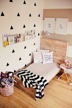 Beautiful Kids Bedroom Design That Will Make Kids Happy Big Girl Rooms, Boy Room, Kids Rooms, Girls Bedroom, Bedroom Decor, Bedrooms, Bedroom Ideas, Bedroom Black, Trendy Bedroom