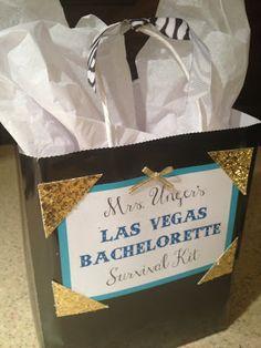 Gunpowder & Glam: Vegas Bachelorette Prep