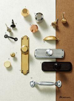 문의 액세서리, 손잡이 -Maison