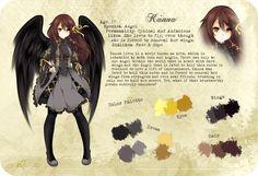 Kanna Reference by Rini-tan on deviantART