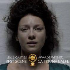 """Outlander Cast on Twitter: """"#Outlander Casties Best @caitrionambalfe Scene - when Louise takes Faith."""