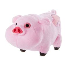 Don't you just wish you bring Waddles everywhere you go? Well, now you can! - This is perfect for any Gravity Falls fans! - While Supplies Last! Limit 10 Per Order Please allow 4-6 weeks for shipping
