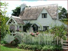 I love cottages!