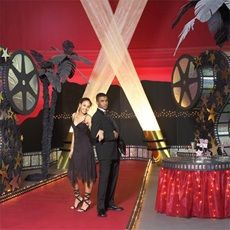 Gallery For gt Hollywood Prom Theme