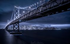 san francisco bay - Gotham by Lincoln Harrison on 500px