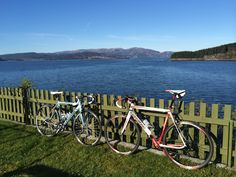 Ready for some cycling. Osterøy