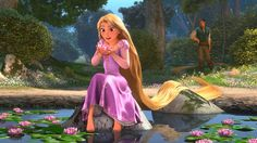 Taurus (April 20-May 20), Rapunzel