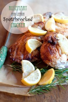 Tired of dry chicken? Spatchcock your poultry to make it cook more evenly! Follow these easy steps from @NevrEnoughThyme and you'll have yummy Rosemary and Lemon Spatchcocked Chicken in no time! #WhatAGrillWants