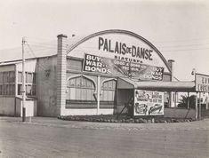 the original Palais in St Kilda Melbourne Victoria, St Kilda, Back In The Day, Vintage Photography, Old Photos, Nostalgia, Sad, Australia, Memories