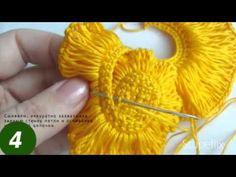 Crochet Flowers - YouTube