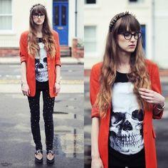 skulls && spikes