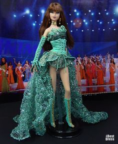 Ninimomo's Barbie.  Mediterranean and Middle East.  2009/2010  Miss Cyclades