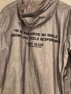 Stone Island Extremely Rare Stone Island Snowflake Jacket Size US L / EU 52-54 / 3 - 3