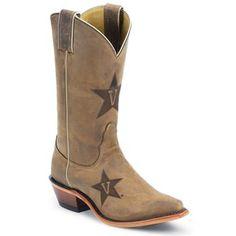 Nocona Women's Vanderbilt University College Boots