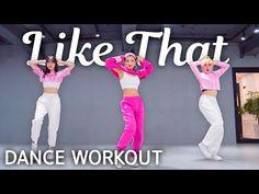 [Dance Workout] Doja Cat - Like That ft. Zumba Fitness, Dance Fitness, Gucci Mane, Doja Cat, Dance Studio, Workout, Music Publishing, Songs, Cardio Dance